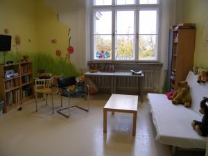 игровая комната в отделении хирургии
