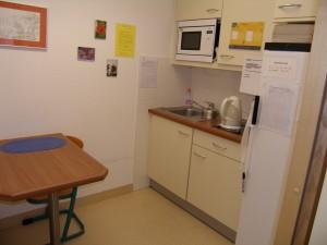 кухня в отделении хирургии