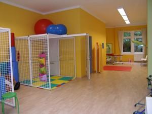 общий зал реабилитации в мед.центре