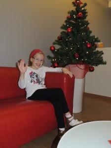 У Рождественской Ёлочки:-)
